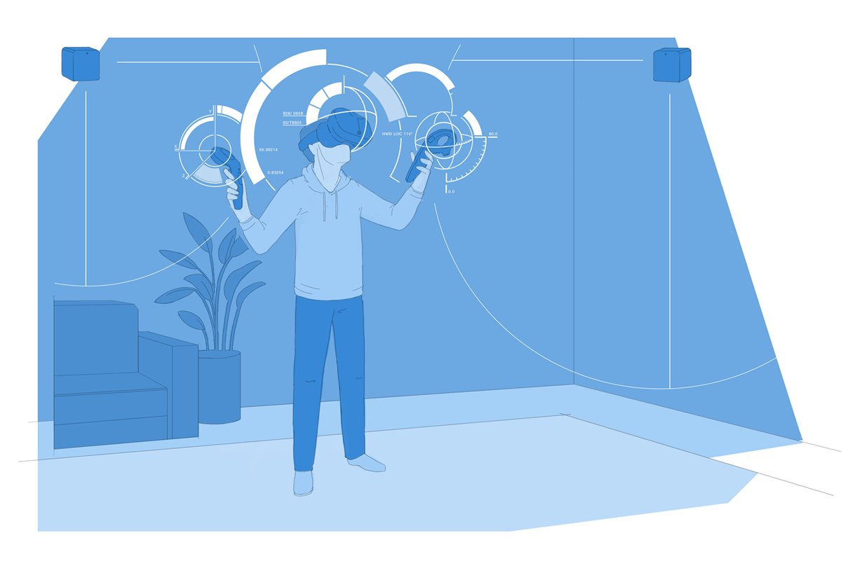 Wie das SteamVR-Tracking funktioniert