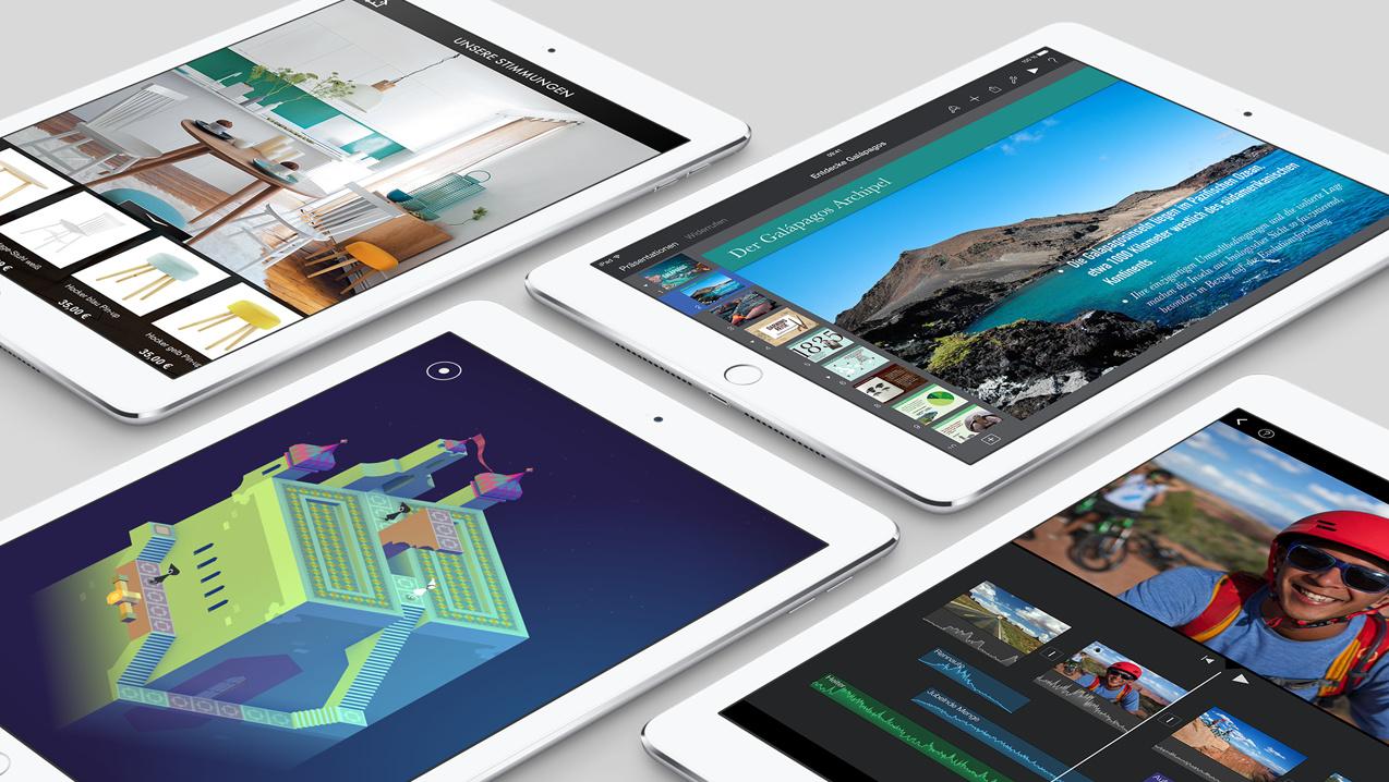 iPad Air 2: Für 355 Euro bei Mobilcom und Metro