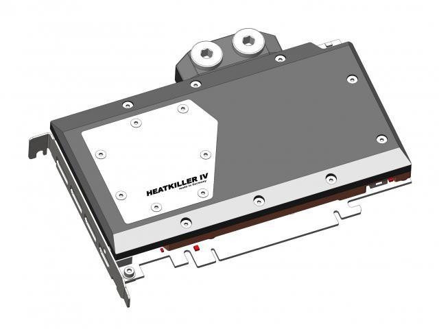 Heatkiller IV Radeon RX 480