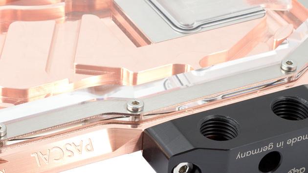 Nvidia Titan X: Wasserkühler bald auch aus Deutschland verfügbar