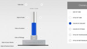 Custom-Wasserkühlungen: Konfigurator von EKWB geht in die Testphase