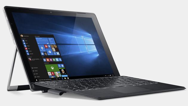Acer Switch Alpha 12: Lüfterlos trotz Core i‑Prozessoren [Anzeige]