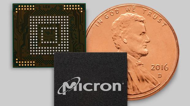 Micron: 3D-NAND mit UFS 2.1 und LPDDR4x für Smartphones