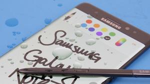 Samsung Galaxy Note 7 im Test: Für Stylus-Fans genaudas Richtige