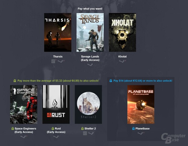 Humble Survive this Bundle