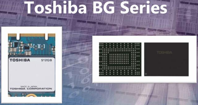 Toshiba BG Series