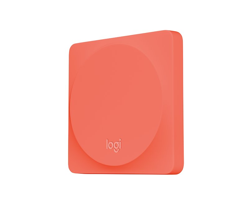Pop Home Switch (Rotgelb)