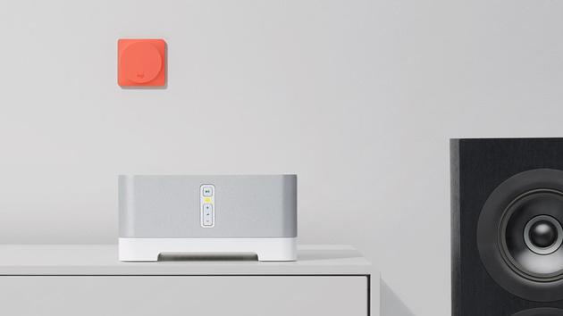 Party-Schalter: Logitech Pop Home Switch steuert das Smart Home