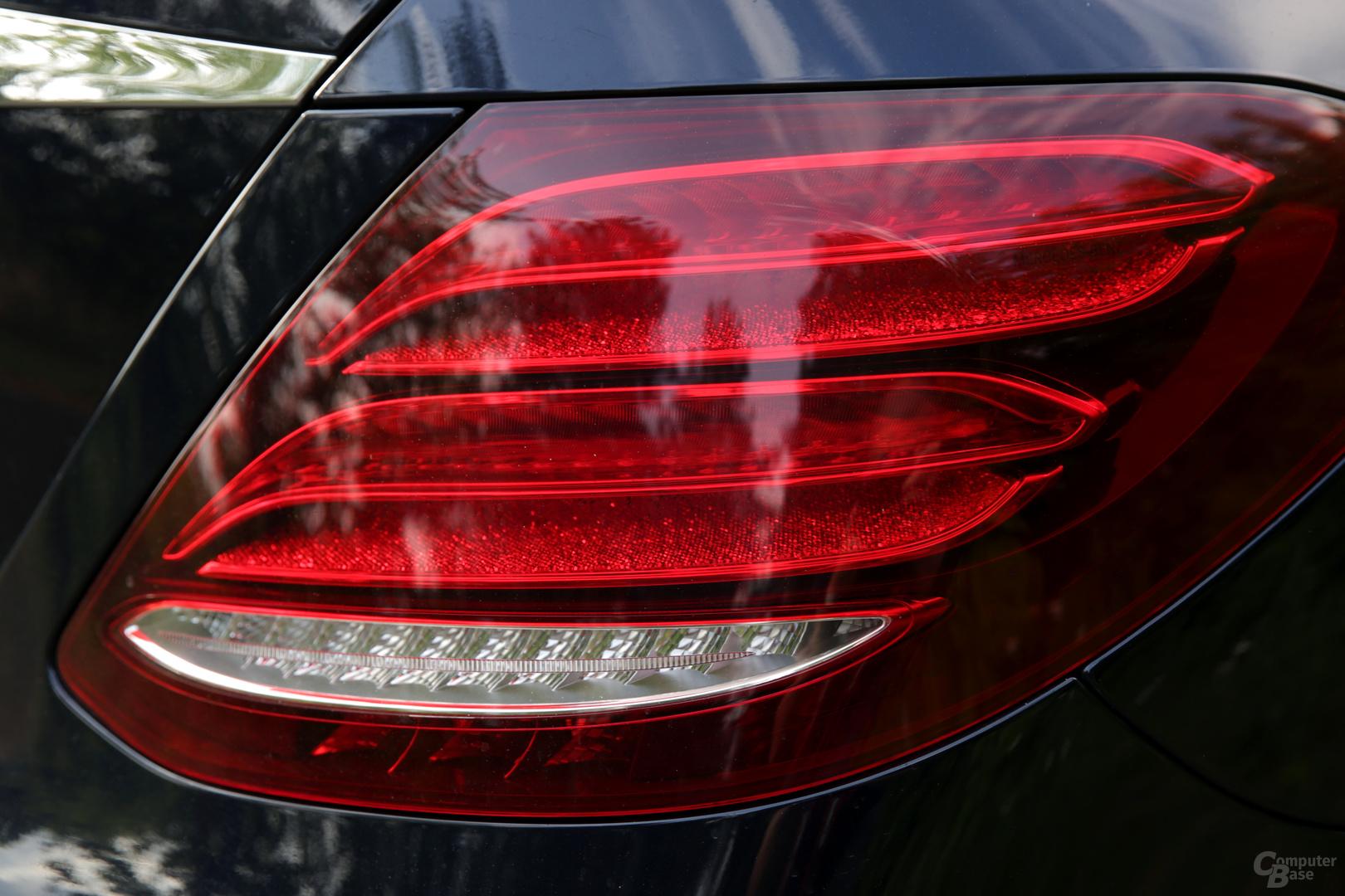 E-Klasse Limousine (W213) Exterieur-Aufnahmen