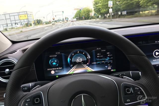 Stressfreies Fahren in der Innenstadt
