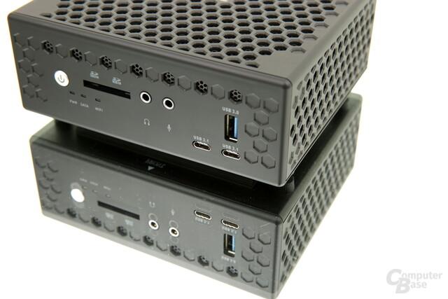 Zotac Zbox nano CI543 – Front