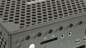 Zotac Zbox nano CI543 im Test: Dank passiver Kühlung der beste Mini-PC