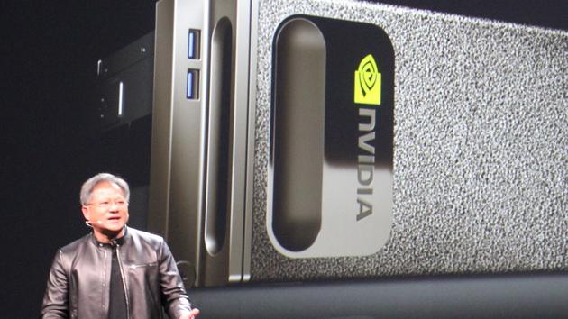Quartalszahlen: Nvidia mit Pascal und Deep Learning zum Rekordquartal