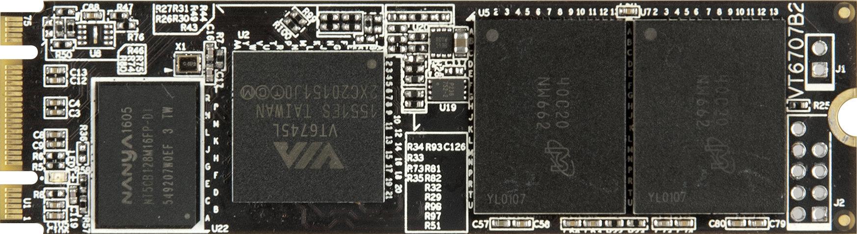 VIA VT6745L PCIe-NVMe-Controller