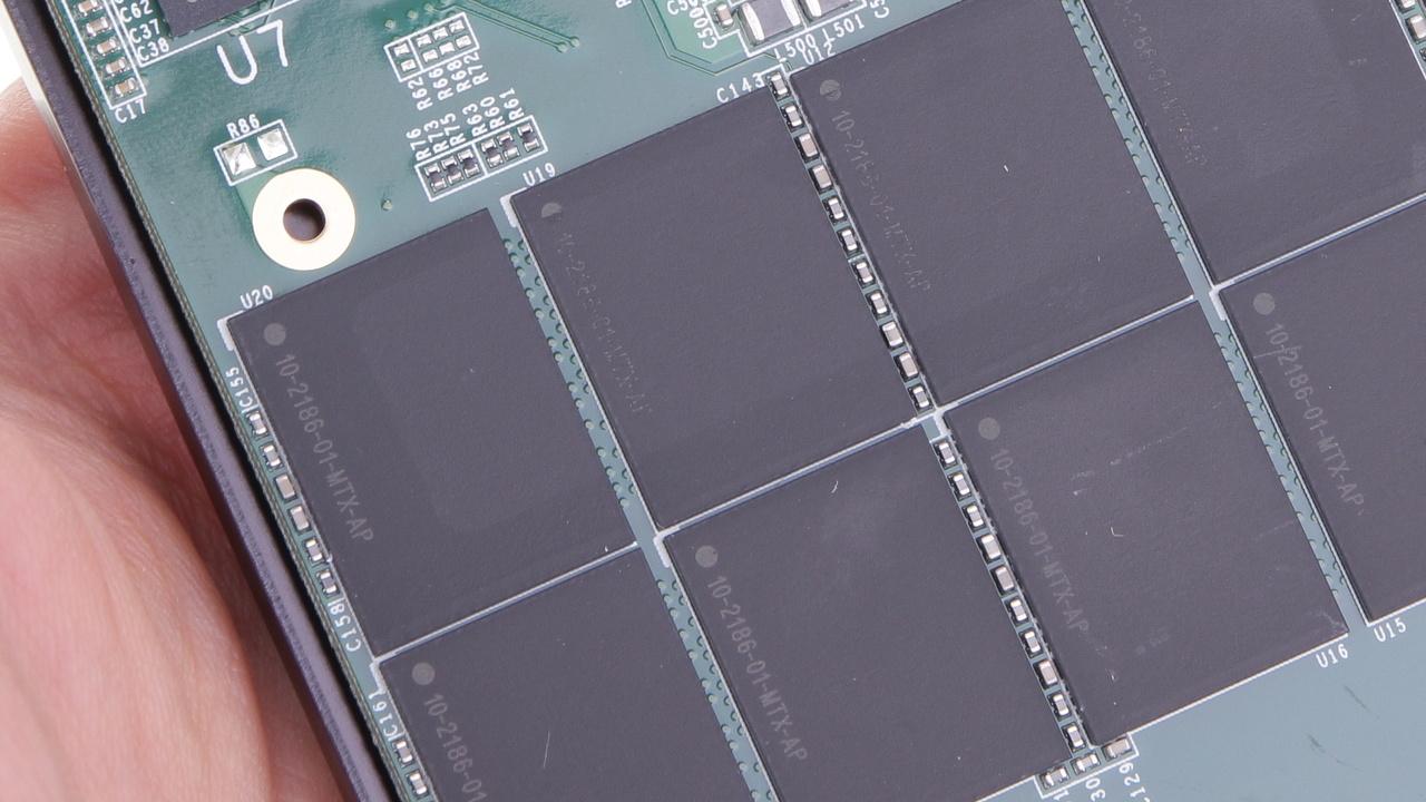 3D-NAND V4: Auch SK Hynix geht beim 3D-Flash in die 4.Generation