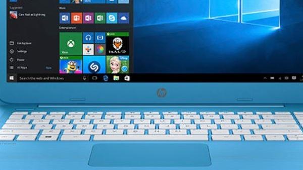 HP Stream: Windows-Notebook für die Cloud wird neu aufgelegt