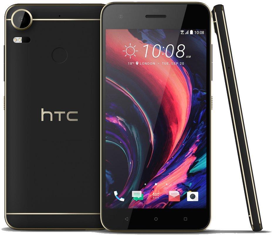 HTC Desire 10 Pro in Schwarz