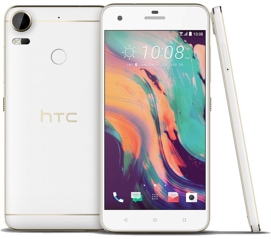 HTC Desire 10 Pro in Weiß