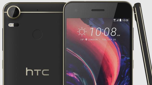Desire 10 Lifestyle & Pro: Details zu neuen HTC-Smartphones durchgesickert