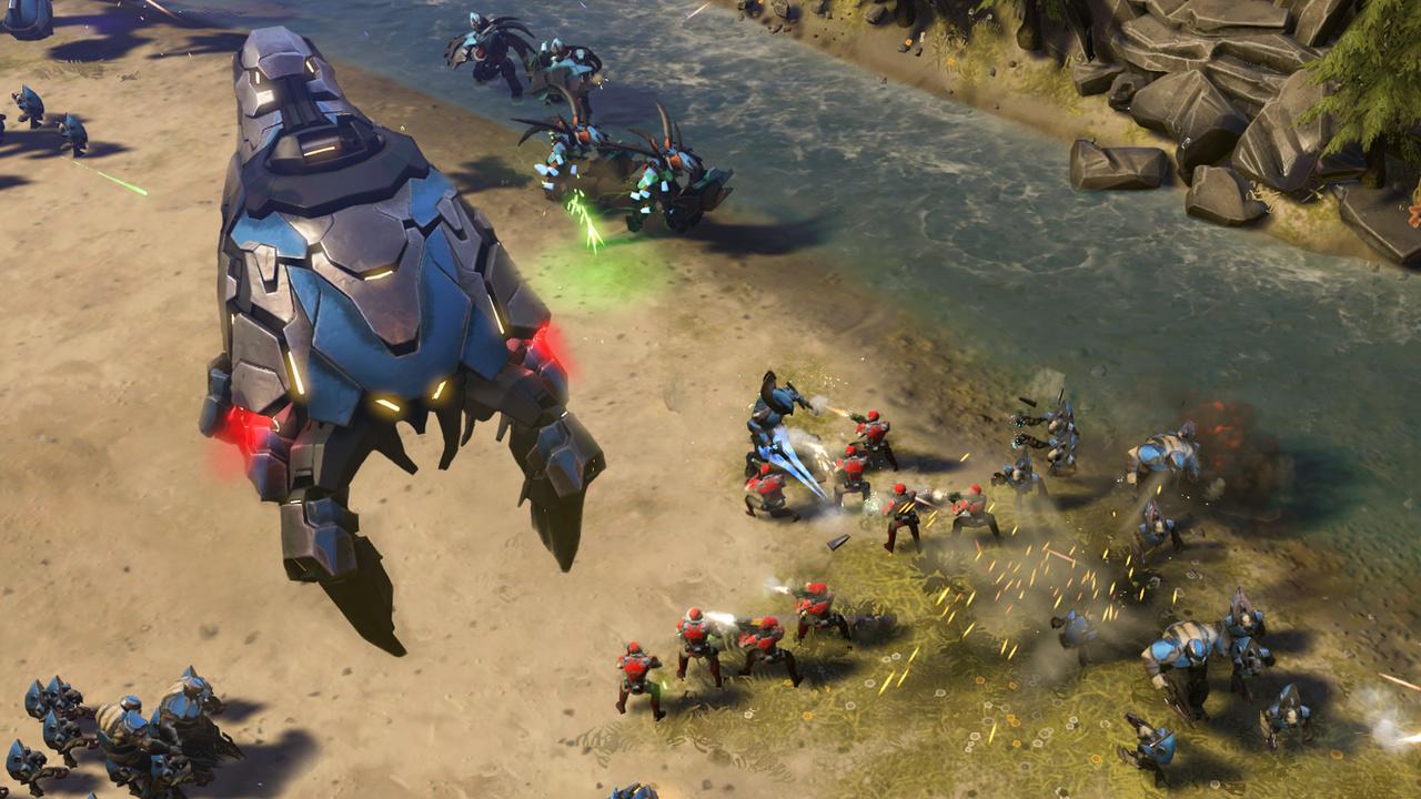 Halo Wars 2: Zweite Beta 2017 für Xbox One und PC