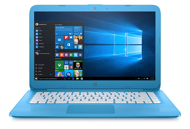 HP Stream 11 und Stream 14 als Cloudbooks in neuer Revision mit Windows 10 Home