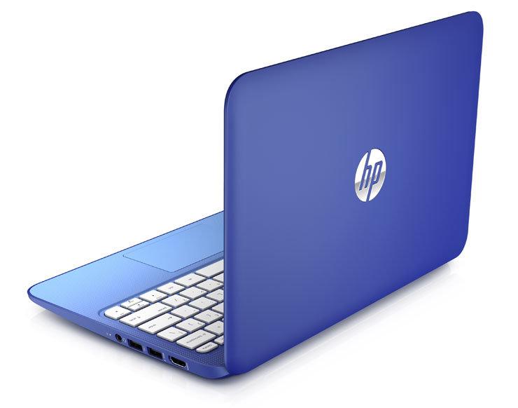 HP Stream funkt in der Version 2016 über WLAN-ac-Chip und mit zwei integrierten Antennen