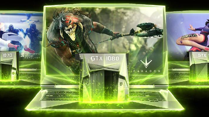 Nvidia Pascal: Mobile GTX 1060, GTX 1070 und GTX 1080 fast wie im Desktop