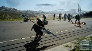 Final Fantasy XV: Verschiebung auf November statt Day-One-Patch