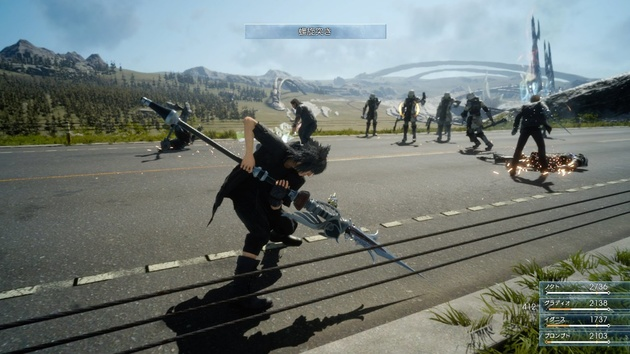 Final Fantasy XV: Verschiebung auf November statt Day-One-Patch