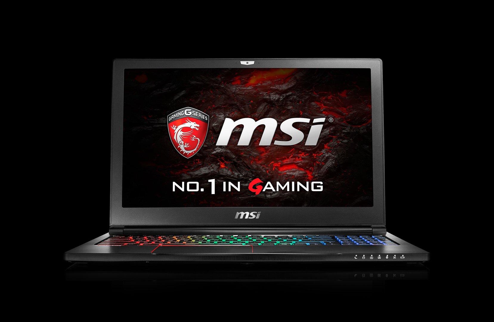 MSI GS63