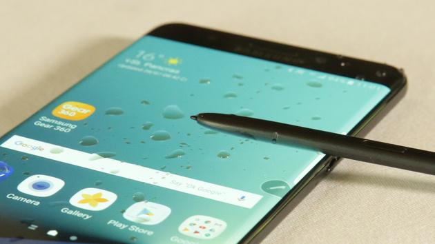 Samsung: Galaxy Note 7 inklusive GearVR 2 vorbestellbar
