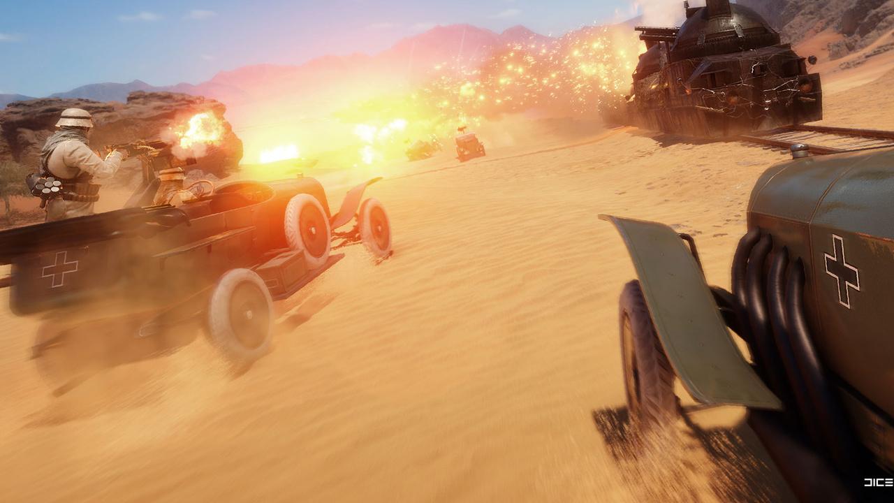 Termin: Offene Beta für Battlefield 1 startet am 31. August
