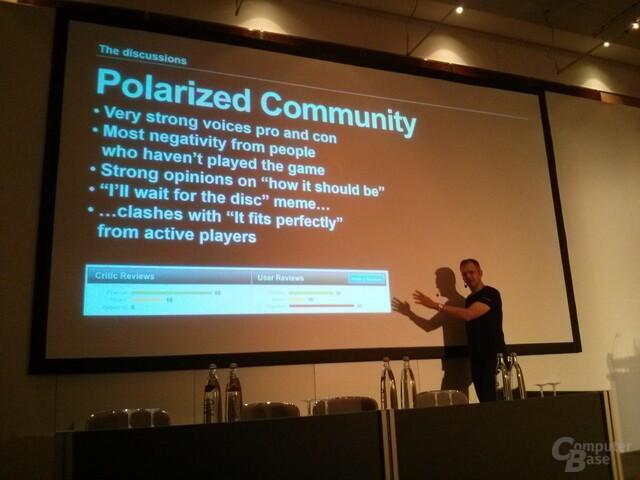 Hannes Seiferts Vortrag auf der GDC Europe 2016