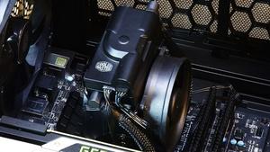 MasterLiquid Maker 92: Cooler Master kombiniert klassischen und AiO-Kühler