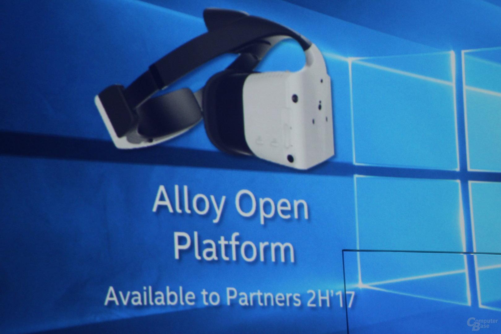 Intel Project Alloy