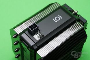 Phononic Hex 2.0: Strom-, Lüfter- und Datenanschlüsse