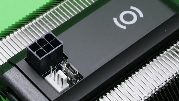 Phononic Hex 2.0 im Test: CPU-Kühler mit Halbleitern und 30WattVerbrauch