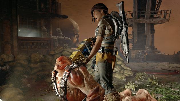 Systemanforderungen: Gears of War 4 braucht Speicherplatz