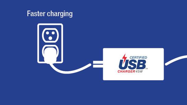 USB Implementers Forum: Logo und Compliance-Programm für Ladegeräte