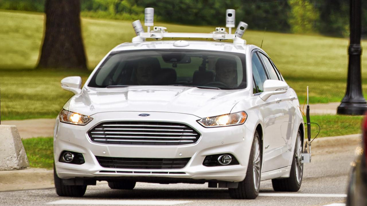 Autonomes Fahren: Ford baut bis 2021 Auto ohne Lenkrad und Pedale
