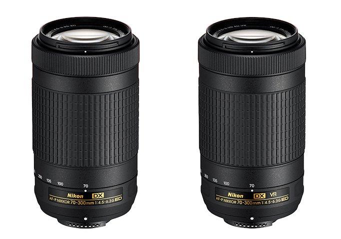 Neue Nikon AF-P Zoomobjektive