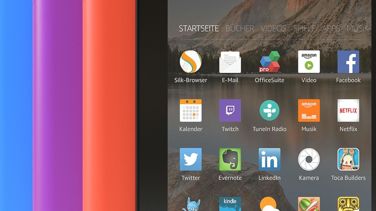 Aktion: Rabatte für Fire-Tablets und Vision-3-HD-Bundle
