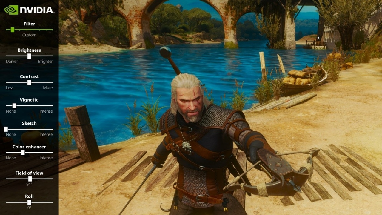 Nvidia Ansel: Screenshots von The Witcher 3 in 61.440 × 34.560 Bildpunkten