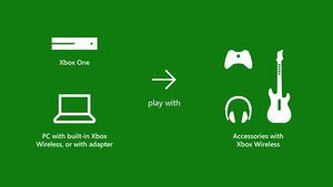 Microsoft: Xbox Wireless zertifiziert Zubehör für PC und Konsole