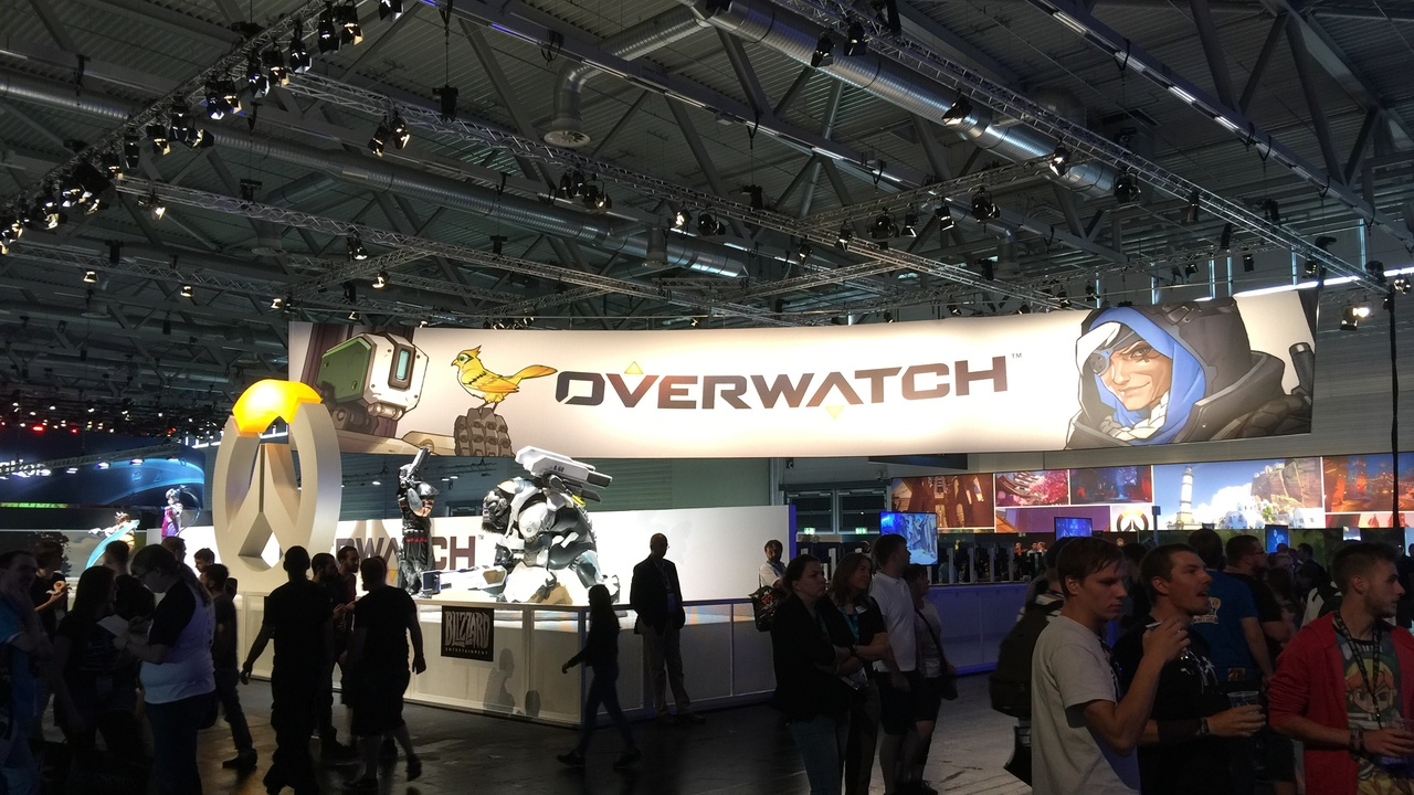 Blizzard auf der Gamescom: Overwatch und World of Warcraft als Zugpferde