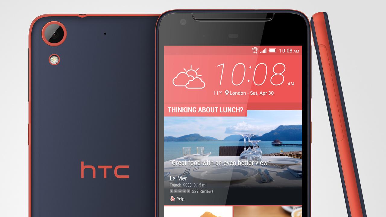HTC: Desire 628 kommt ab 199Euro nach Deutschland
