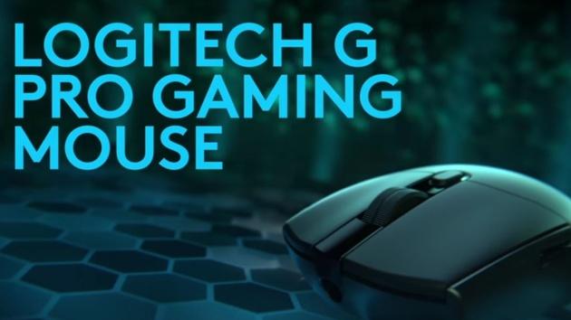 Logitech G Pro: Runderneuerte G100 erhält PMW-3366-Sensor