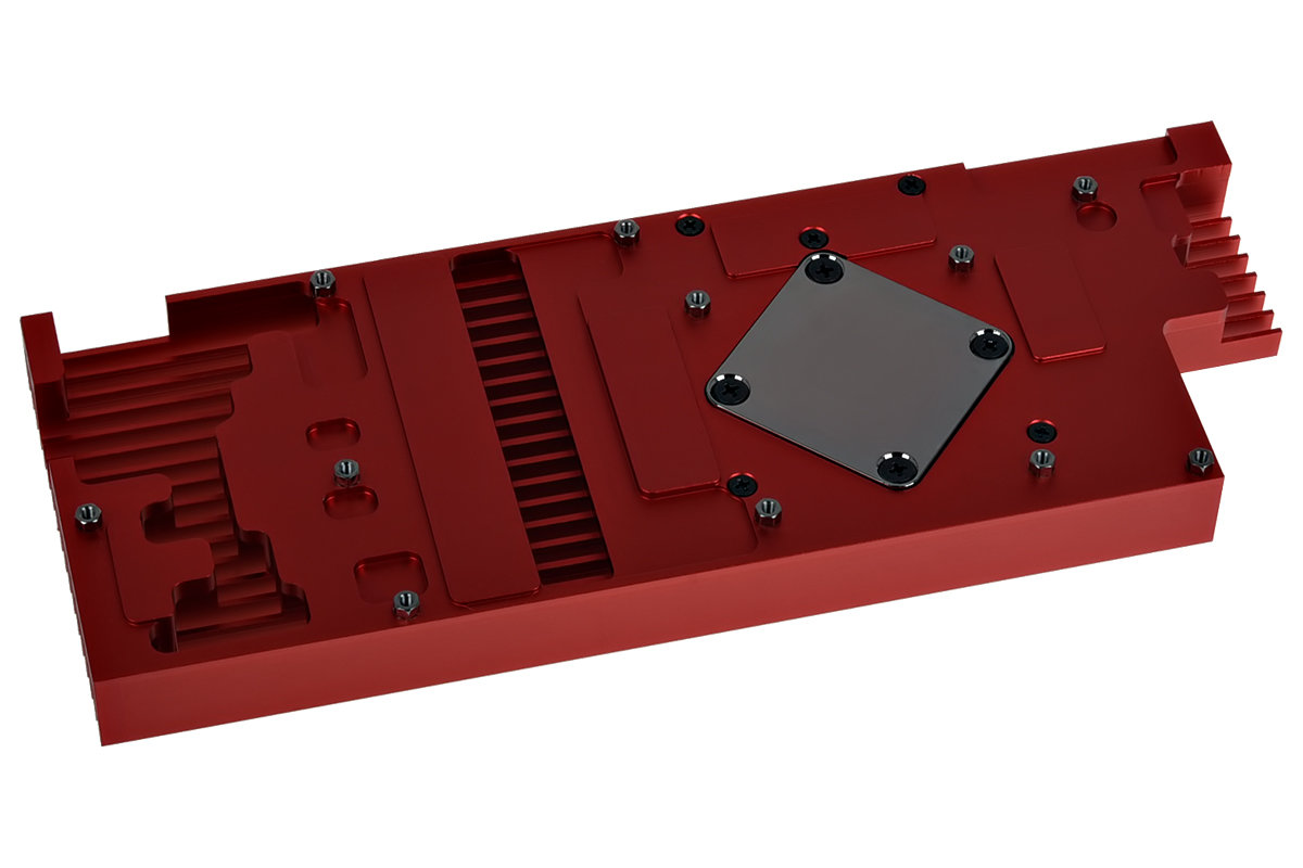 "Alphacool NexXxos GPX GTX 1080/1070 M01 ""MSI/ROG Red"""