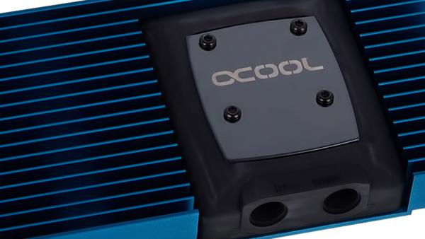 Jetzt verfügbar: Farbige GTX 1080 Wasserkühler von Alphacool