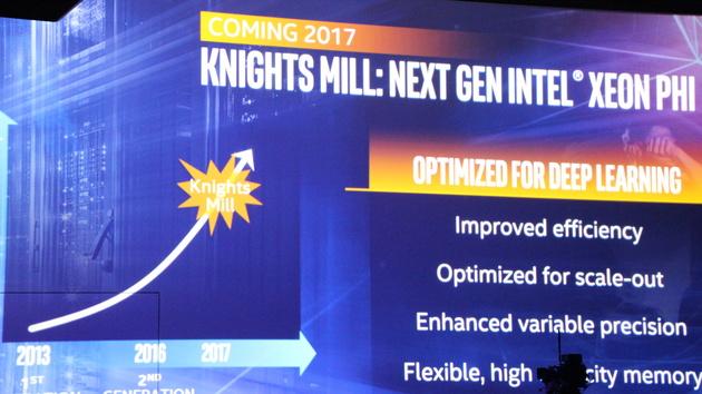 Intel Knights Mill: Knights Landing mit mehr Leistung kommt 2017